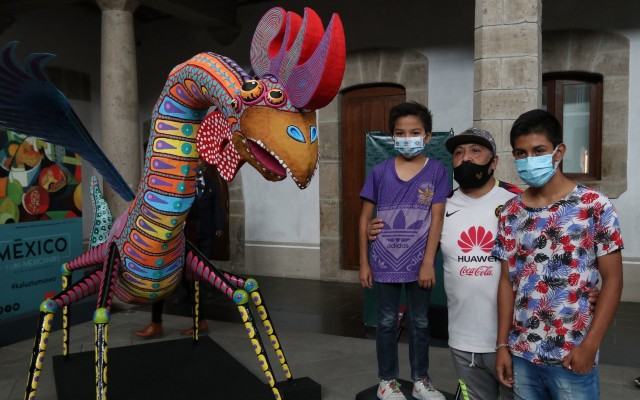 Monumental Alebrijes Parade 2021: Date, route and activities in the Zócalo